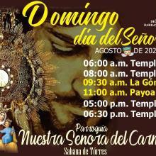 Domingo: Día del Señor